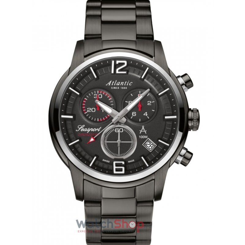 Ceas Atlantic SEASPORT 87466.46.45 Chrono de la Atlantic