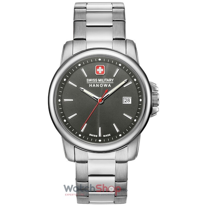 Ceas Swiss Military by HANOWA 06-5230.7.04.009 Swiss Recruit II de la Swiss Military