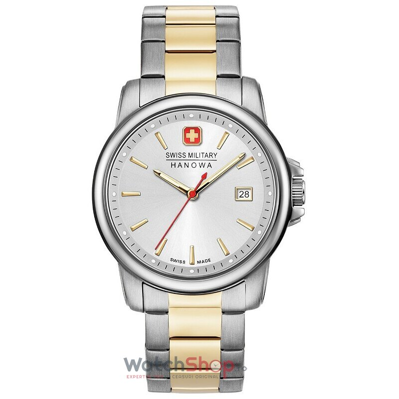 Ceas Swiss Military by HANOWA 06-5230.7.55.001 Swiss Recruit II de la Swiss Military
