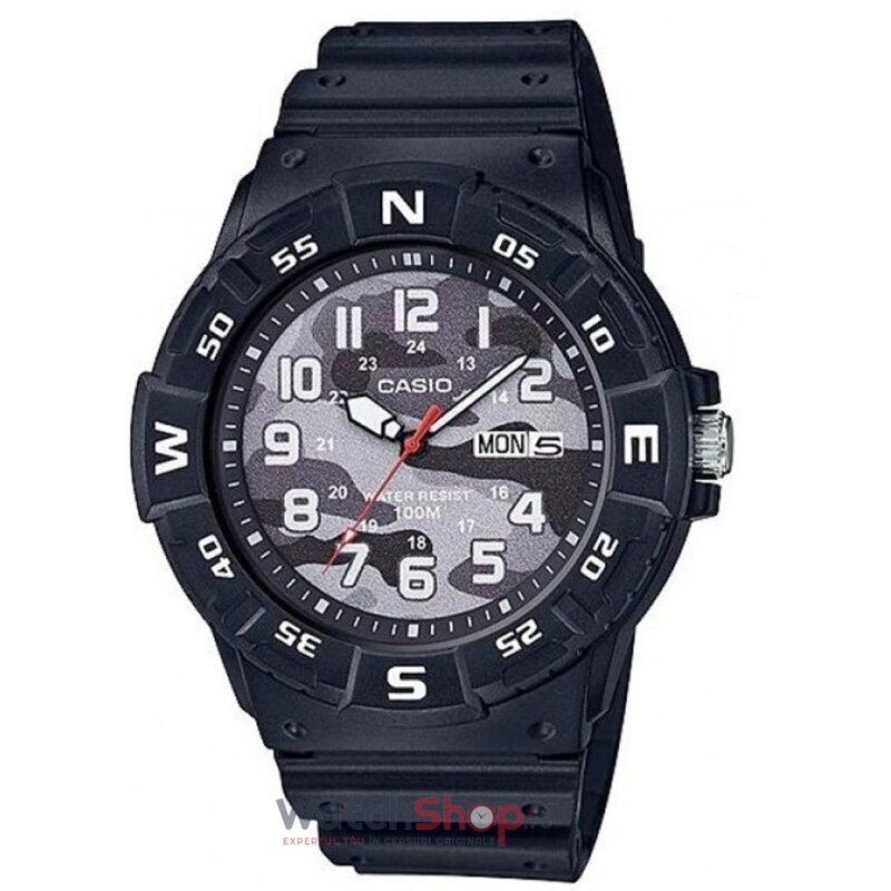 Ceas Casio SPORTS MRW-200HCM-1BVEF de la Casio