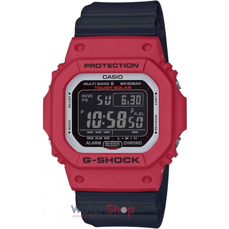 Ceas Casio G-SHOCK GW-M5610RB-4ER Tough Solar de la Casio