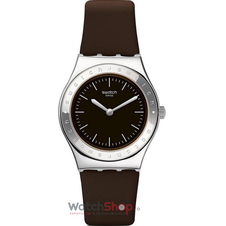 Ceas Swatch IRONY YLS205 Lie de Vin