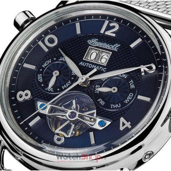 Ceas Ingersoll THE NEW ENGLAND I00905 Automatic
