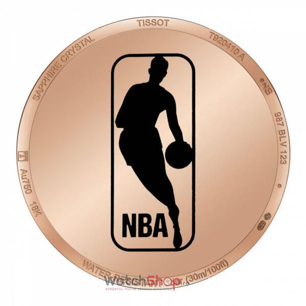 Ceas Tissot SPECIAL COLLECTIONS T920.410.76.031.01 Vintage NBA Edition