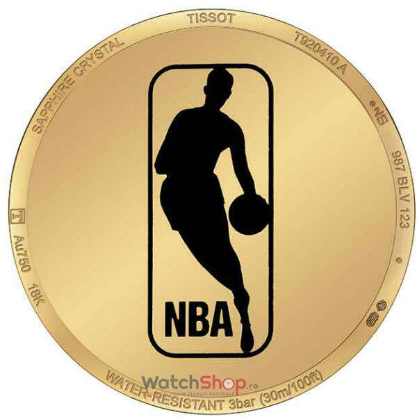 Ceas Tissot SPECIAL COLLECTIONS T920.410.16.011.01 Vintage NBA Edition