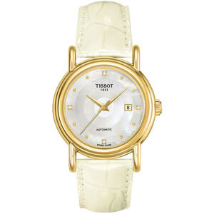 Ceas Tissot T-GOLD T907.007.16.106.01 Carson Automatic Diamond