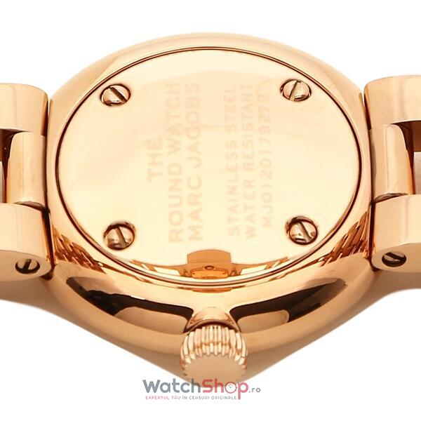 Ceas Marc Jacobs THE ROUND WATCH MJ0120179279