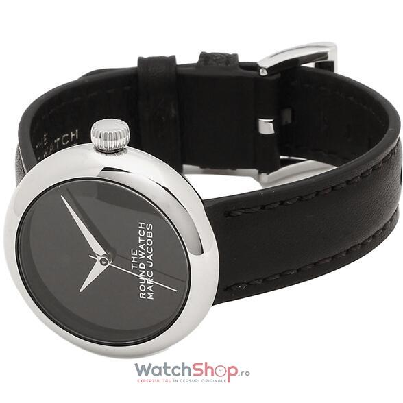 Ceas Marc Jacobs THE ROUND WATCH MJ0120179281