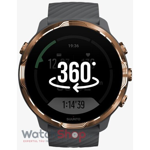 SmartWatch Suunto 7 GRAPHITE COPPER SS050382000