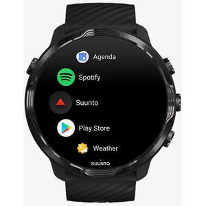 SmartWatch Suunto 7 BLACK LIME SS050379000