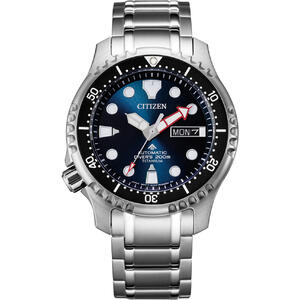 Ceas Citizen PROMASTER SEA TITANIUM  NY0100-50ME  Automatic