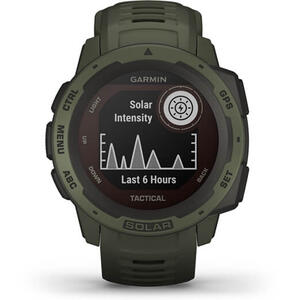 SmartWatch Garmin INSTINCT SOLAR TACTICAL 010-02293-04 Moss Edition