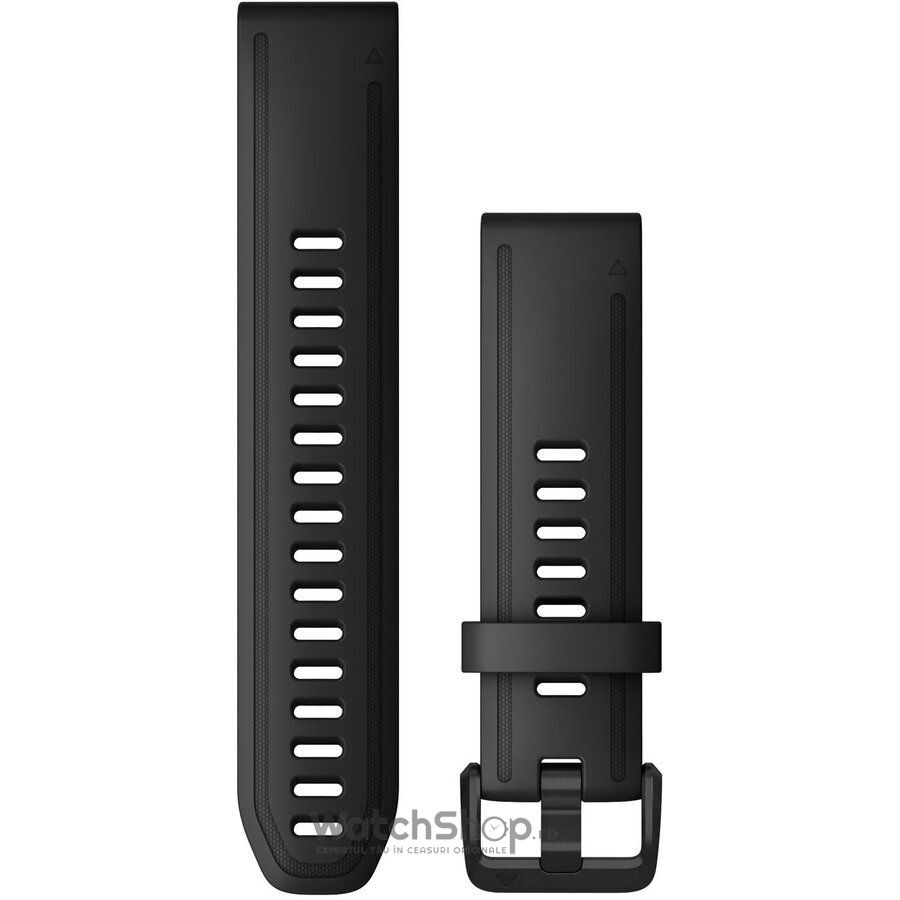 Curea (bratara) ceas Garmin QuickFit® 20 Watch Band 010-12867-00 Black