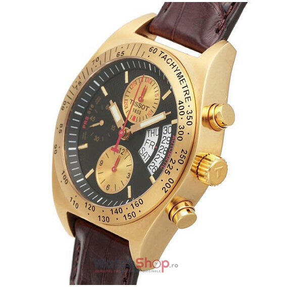 Ceas Tissot T-GOLD T903.414.16.051.00 PRS 516 Nicky Hyden Limited Edition 18k