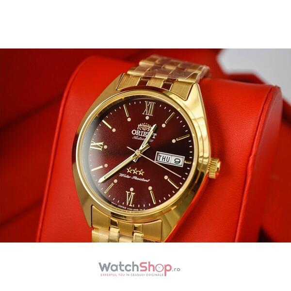 Ceas Orient THREE STAR RA-AB0E12R19B Automatic