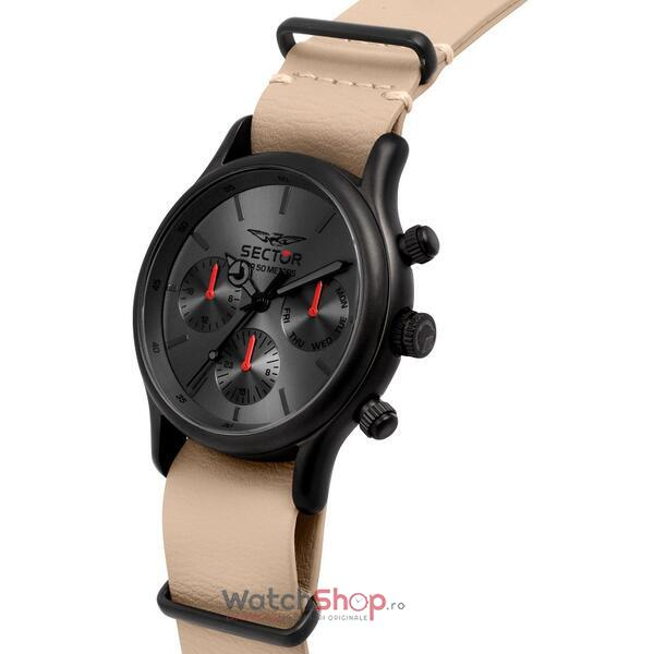 Ceas Sector 660 R3251517006 Dual Time