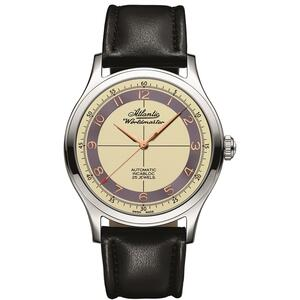 Ceas Atlantic WORLDMASTER THE ORIGINAL 53754.41.93RB