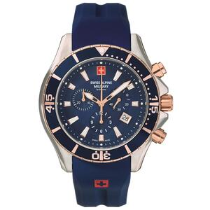 Ceas Swiss Alpine Military 7040.9855 Cronograf