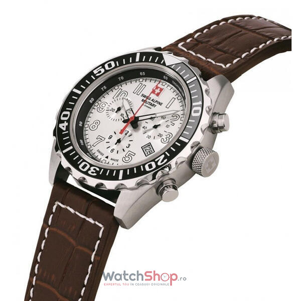 Ceas Swiss Alpine Military 7076.9532 Cronograf