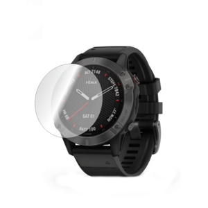 Accesoriu Smart Protection Folie de protectie Antireflex Mata Smartwatch Garmin Fenix 6 - 4buc x folie display