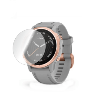 Accesoriu Smart Protection Folie de protectie Antireflex Mata Smartwatch Garmin Fenix 6s - 2buc x folie display