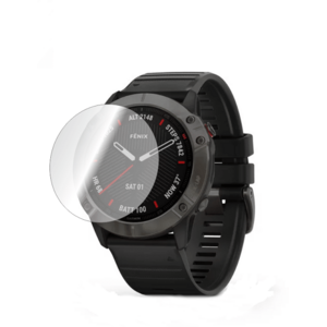 Accesoriu Smart Protection Folie de protectie Antireflex Mata Smartwatch Garmin Fenix 6X - 2buc x folie display