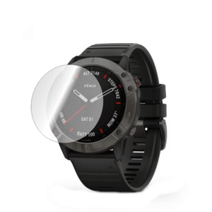Accesoriu Smart Protection Folie de protectie Antireflex Mata Smartwatch Garmin Fenix 6X - 4buc x folie display
