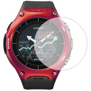 Accesoriu Folie de protectie Clasic Smart Protection Smartwatch Casio Smart Outdoor WSD-F10 - 4buc x folie display