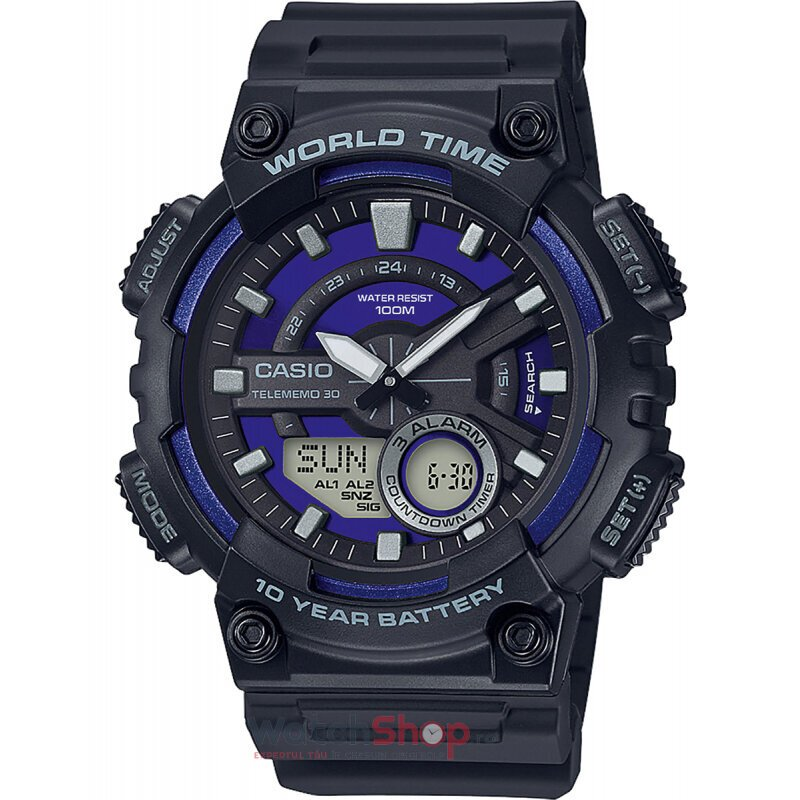 Ceas Casio COLLECTION AEQ-110W-2A2VEF