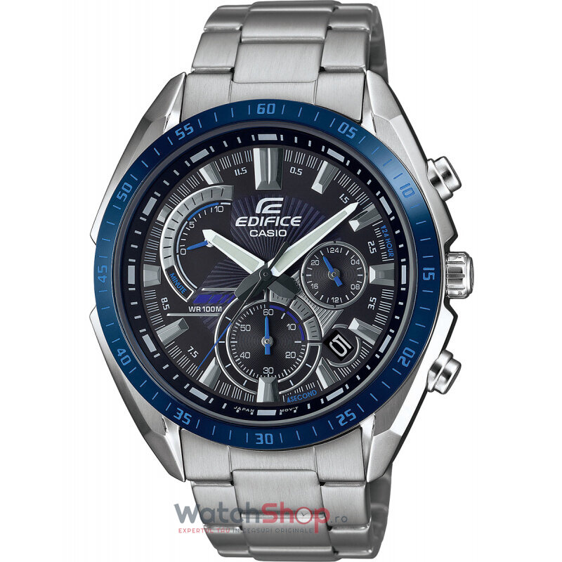 Ceas Casio EDIFICE EFR-570DB-1BVUEF Crongraf