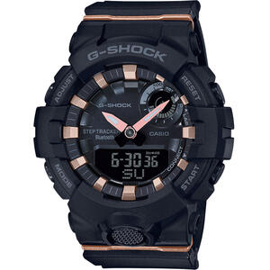 Ceas Casio G-SHOCK G-SQUAD GMA-B800-1AER Bluetooth® Smart