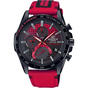 Ceas Casio EDIFICE HONDA RACING EQB-1000HRS-1AER Bluetooth® Smart