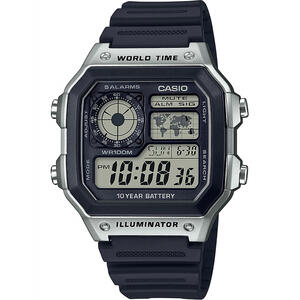 Ceas Casio COLLECTION AE-1200WH-1CVEF