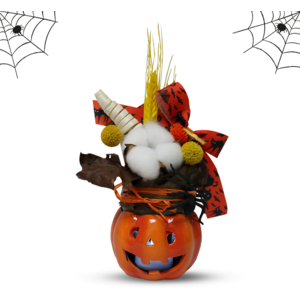 Aranjament decorativ Lightning Pumpkin