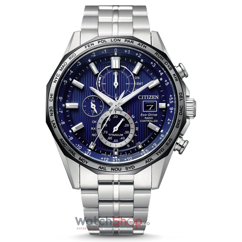 Ceas Citizen AT8218-81L Radio Controlled Eco-Drive