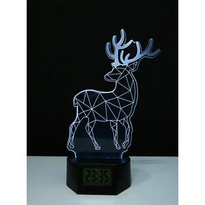 WatchShop Lampa led CHRISTMAS DEER