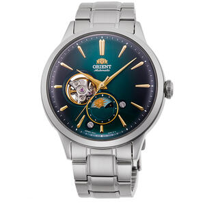 Ceas Orient BAMBINO RA-AS0104E00B Sun and Moon