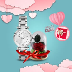 WatchShop SET CADOU BE MINE