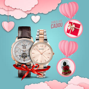 WatchShop SET CADOU TRUE LOVE