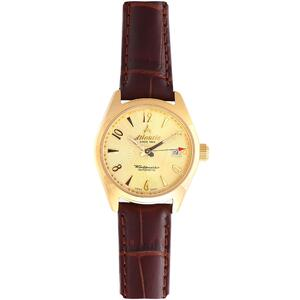 Ceas Atlantic WORLDMASTER ART DECO  11750.45.35G Ladies Automatic