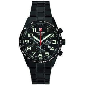 Ceas Swiss Alpine Military 7047.9177 Cronograf