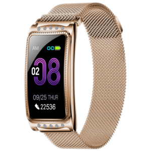 SmartWatch Garett LUCY Golden