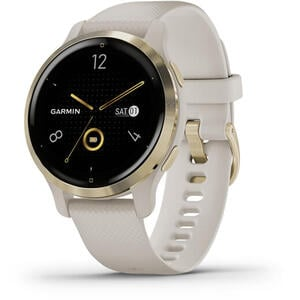 SmartWatch Garmin VENU 2S 010-02429-11 Light Sand/Light Gold