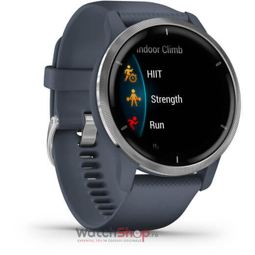SmartWatch Garmin VENU 2 010-02430-10 Granite/Silver