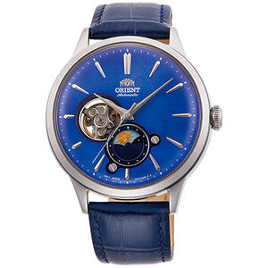 Ceas Orient SUN AND MOON RA-AS0103A Open Heart Automatic