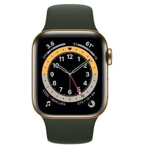 SmartWatch Apple S6 GPS + Cellular, Gold Stainless Steel, 44mm