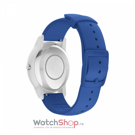 SmartWatch Withings Move ECG White & Blue  HWA08-model 2-all