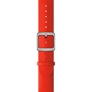 Curea (bratara) ceas Withings Silicone Red 3700546703416