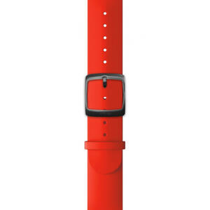 Curea (bratara) ceas Withings Silicone Red 3700546704673