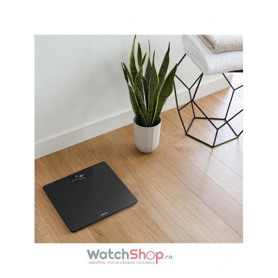 Withings BODY BMI Wi-fi scale - Black ( Cantar corporal)